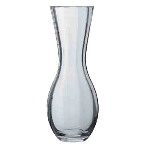Buy Dartington Crystal Florabundance Rose Bud Vase Online at johnlewis.com