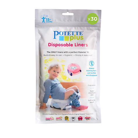 Buy Potette Plus Travel Potty Liners, Pack of 30 Online at johnlewis.com