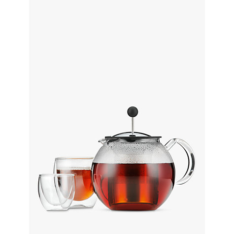 Buy Bodum Assam, Teapot 0.5L Online at johnlewis.com