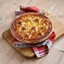 Buy Turkey & Ham Hock Pie Online at johnlewis.com
