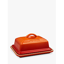Buy Le Creuset Stoneware Butter Dish Online at johnlewis.com