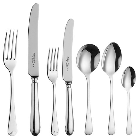Buy Arthur Price Old English Place Setting, 7 Piece Online at johnlewis.com