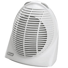 Buy Delonghi HVE134 Upright Fan Heater Online at johnlewis.com