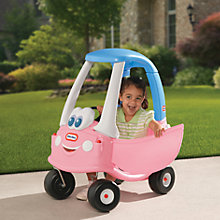Buy Little Tikes 30th Anniversary Edition Cozy Coupe, Pink Online at johnlewis.com
