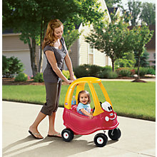 Buy Little Tikes 30th Anniversary Edition Cozy Coupe, Red/Yellow Online at johnlewis.com