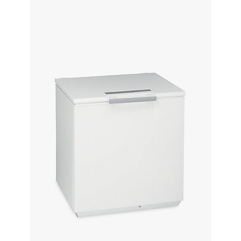 Buy John Lewis JLCH200 Chest Freezer, A+ Energy Rating, 80cm Wide, White Online at johnlewis.com