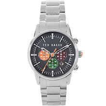 Buy Ted Baker TE3012 Men's Chronograph Watch Online at johnlewis.com