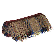 Buy John Lewis Recycled Wool Picnic Rug, L150cm Online at johnlewis.com