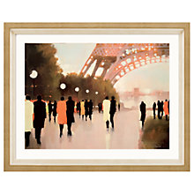 Buy Lorraine J Christie - Paris Remembered Picture, 88 x 108cm Online at johnlewis.com