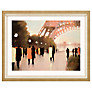 Lorraine J Christie - Paris Remembered Picture, 88 x 108cm
