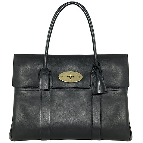 Buy Mulberry Bayswater Shoulder Handbag Online at johnlewis.com