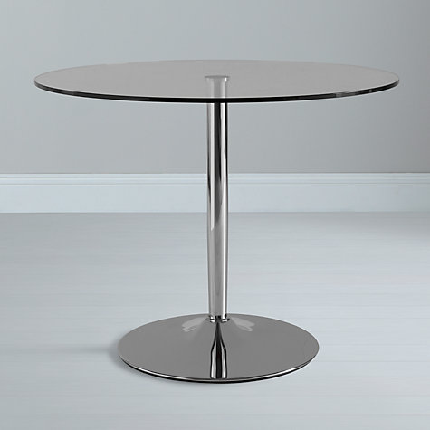 Buy John Lewis Pearl Round Dining Table Online at johnlewis.com