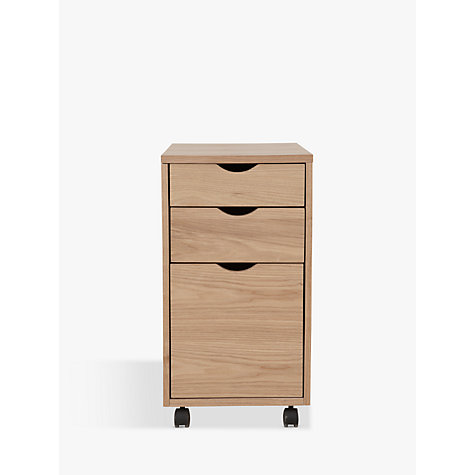 Buy John Lewis Loft Filing Cabinet Online at johnlewis.com