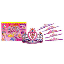 Buy Sticky Mosaics: Twinkle Tiaras Online at johnlewis.com