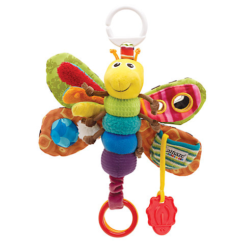 Buy Lamaze Play and Grow Freddie the Firefly Baby Toy Online at johnlewis.com