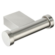 Buy John Lewis Satin Bathroom Hook Online at johnlewis.com