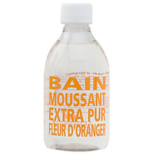 Buy La Compagnie De Provence Orange Blossom Foam Bath, 300ml Online at johnlewis.com