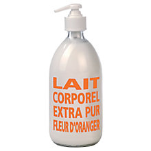 Buy La Compagnie De Provence Orange Blossom Body Milk, 300ml Online at johnlewis.com