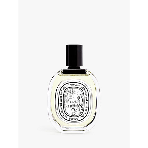 Buy Diptyque L'Eau des Hesperides Cologne, 100ml Online at johnlewis.com