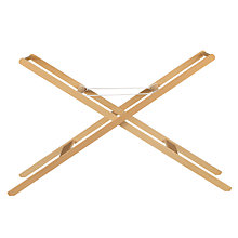 Buy John Lewis Moses Basket Stand, Natural Online at johnlewis.com