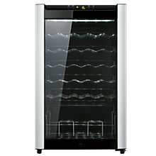 Buy Samsung RW33EBSS1 Wine Cooler, Aluminium Online at johnlewis.com