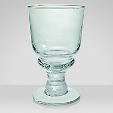 Buy Authentic Recycled Costa Brava Glass, 0.29L, Clear Online at johnlewis.com