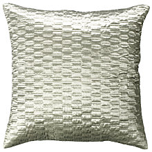 Buy John Lewis Velvet Geometric Pillow / Cushion Cover Online at johnlewis.com