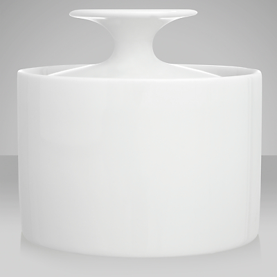 Rosenthal Thomas Medaillon Covered Sugar Bowl, White