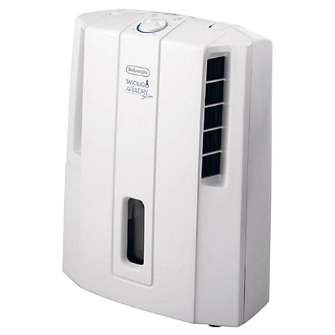 Buy De'Longhi DES12 Compact Dehumidifier Online at johnlewis.com