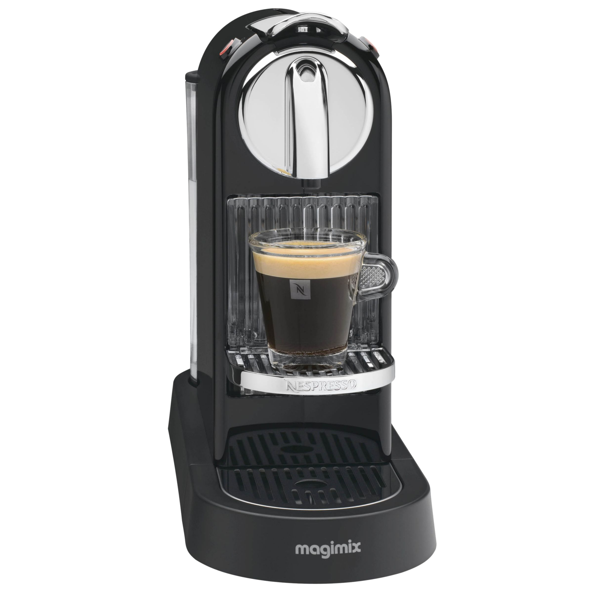 Magimix Nespresso CitiZ M190 Coffee Maker  Compare Prices  -> Nespresso John Lewis