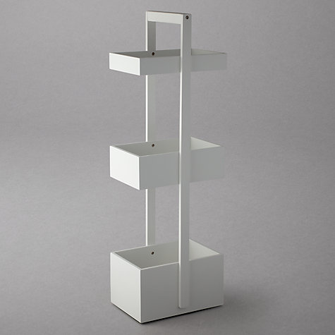 Buy John Lewis St Ives 3 Tier Caddy Online at johnlewis.com