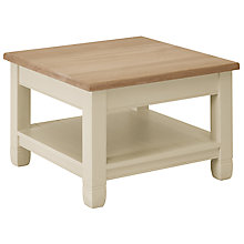 Buy Neptune Chichester Lamp Table, Limestone Online at johnlewis.com