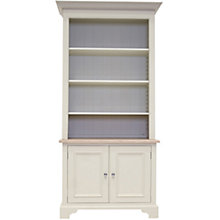 Buy Neptune Chichester 3ft Original Bookcase, Limestone Online at johnlewis.com