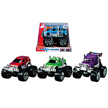 Buy Dickie Toys 4 x 4 Hill Roader Toy Vehicle, Assorted Online at johnlewis.com