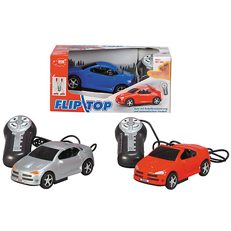 Buy Dickie Toys Flip Top Remote Control Car Online at johnlewis.com