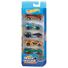 Buy Hot Wheels Cars, Packs of 5, Assorted Online at johnlewis.com