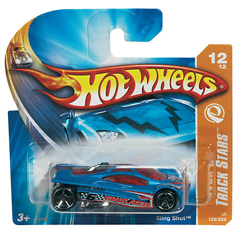 Buy Hot Wheels Single Cars, Assorted Online at johnlewis.com