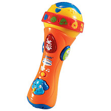 Buy VTech Sing Along Microphone Online at johnlewis.com