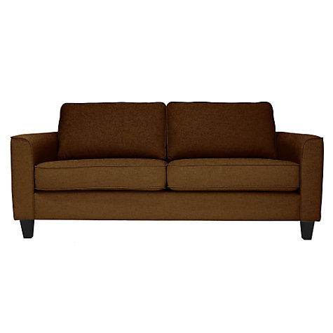 Buy John Lewis Portia Medium Sofa Bed, / Dark Leg Online at johnlewis.com