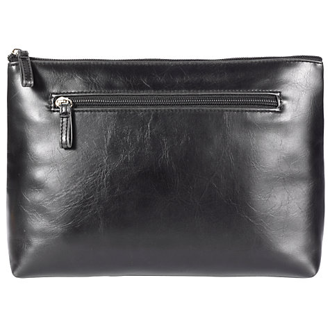 Buy John Lewis Women's Sponge Bag, Black Online at johnlewis.com