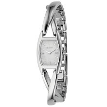 Buy DKNY Women's Stainless Steel Twist Bracelet Watch Online at johnlewis.com