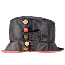Buy Olney Olivia Hat, Black Online at johnlewis.com