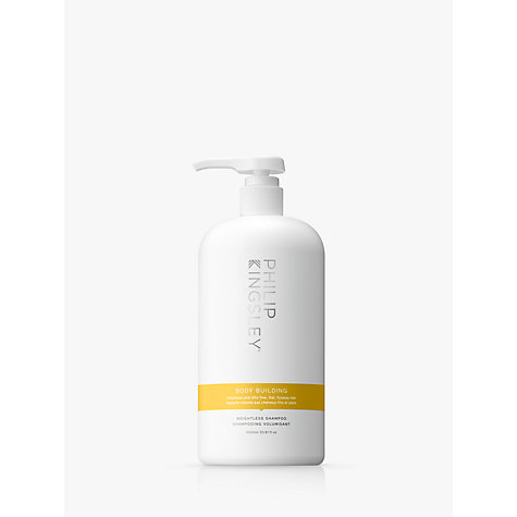 Buy Philip Kingsley Body Building Shampoo Online at johnlewis.com