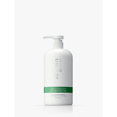 Buy Philip Kingsley Flaky Itchy Scalp Shampoo, 1000ml Online at johnlewis.com