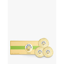 Buy Roger & Gallet Citron Soap Coffret, 3 x 100g Online at johnlewis.com