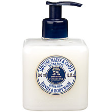 Buy L'Occitane Ultra Rich Shea Butter Handwash, 300ml Online at johnlewis.com