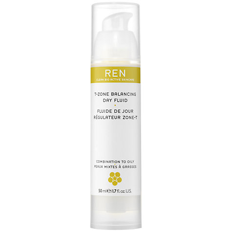 Buy REN Matte Balancing Fluid, 50ml Online at johnlewis.com