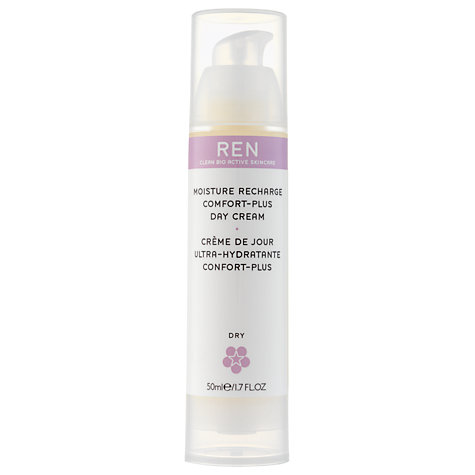 Buy REN Moisture Recharge Comfort-Plus Day Cream Online at johnlewis.com