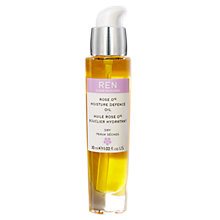 Buy REN Rose O¹² Moisture Defence Oil, 30ml Online at johnlewis.com