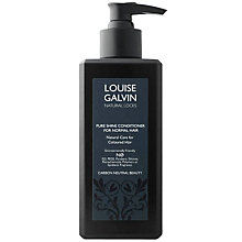 Buy Louise Galvin Natural Locks Pure Shine Conditioner for Normal Hair, 300ml Online at johnlewis.com